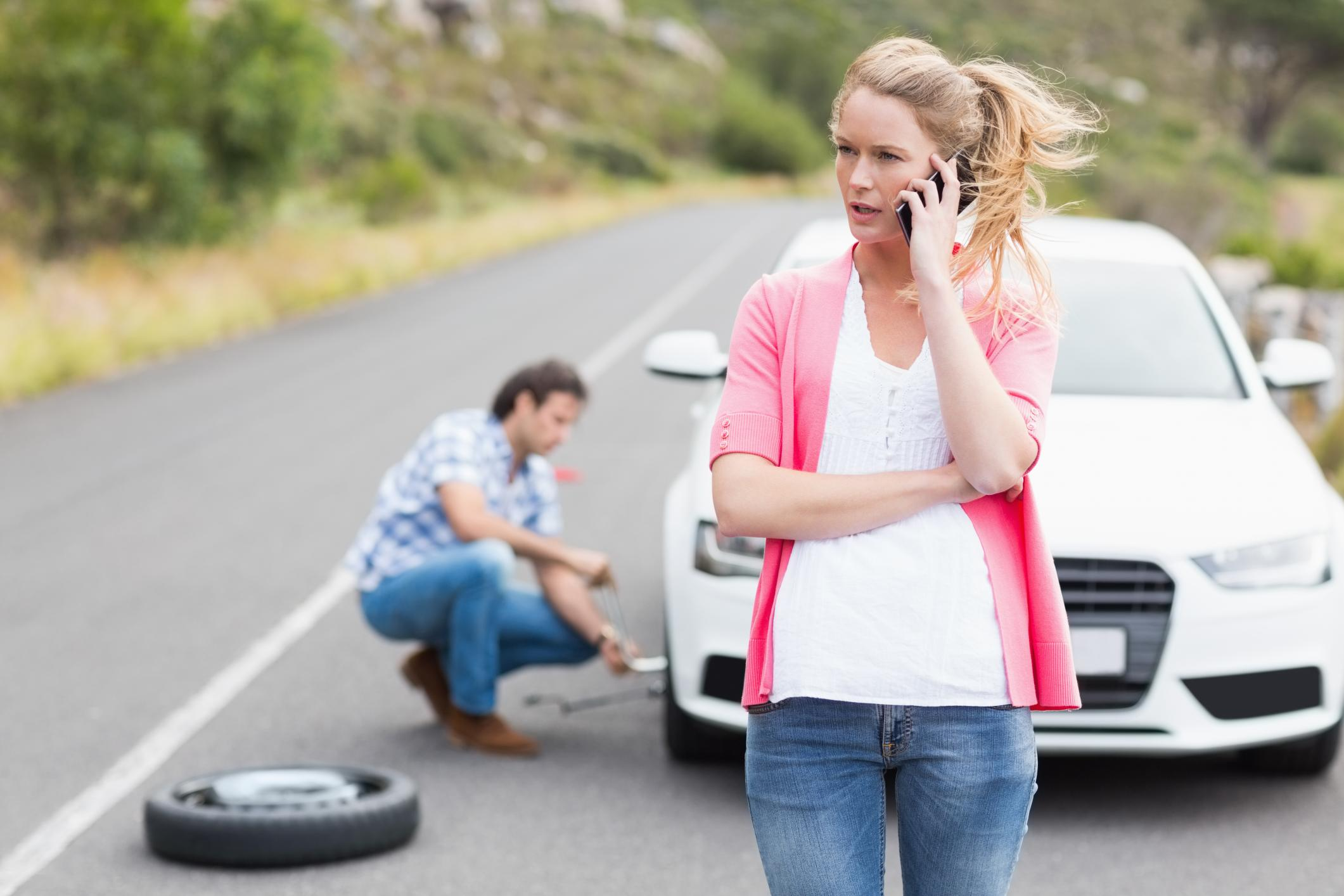 Gastonia Towing Service - Contact